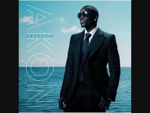 Akon - Freedom - Against The Grain Feat Ray Lavender