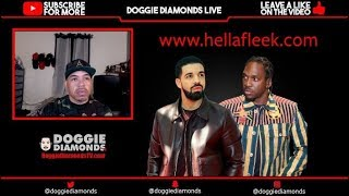 J Prince Told Drake Not To Respond To Pusha T! Battle Over!