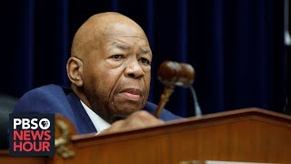 Why Trump's verbal assault on Cummings and Baltimore sounds familiar