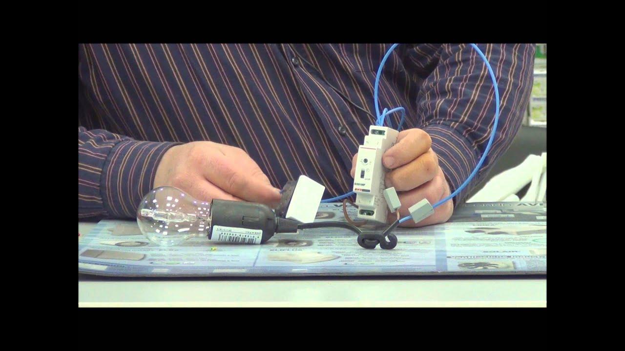 Timer Luci Scale Prezzo.Come Montare Un Luce Scala Pillola N 55 Di Materiale Elettrico