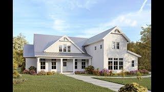 Architectural Designs Exclusive Modern Farmhouse Plan 46373la Tour