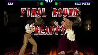 Tekken 2 ( PS1 ) - Lei - Arcade Mode - Arranged Music ( Nov 27, 2017 ) thumbnail