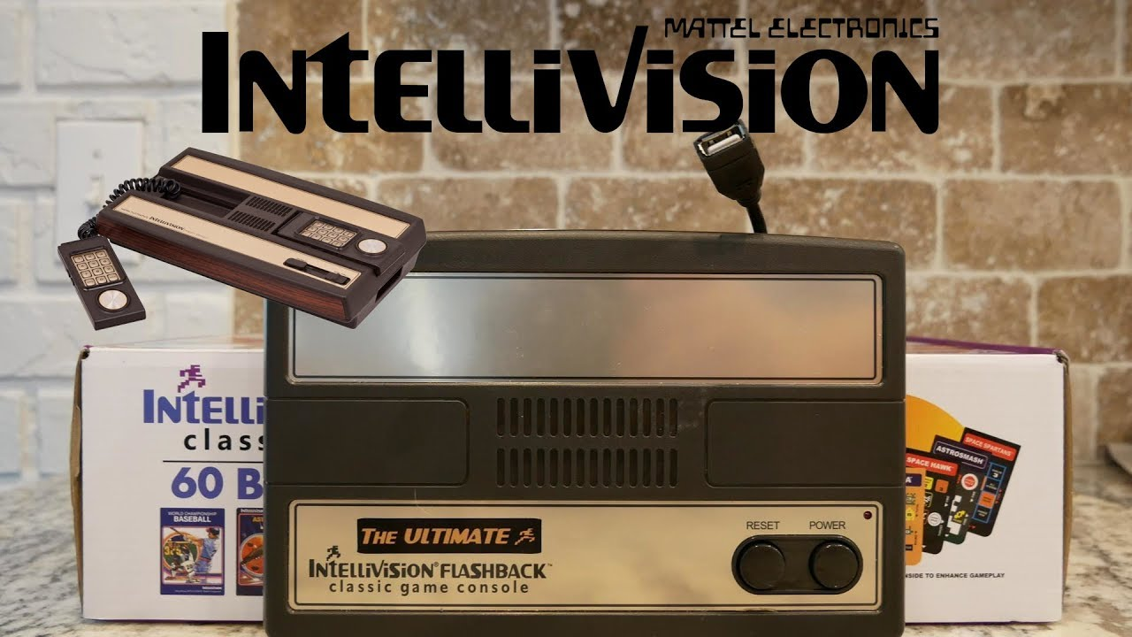 Tags - flashback | Welcome to the Intellivision Revolution!