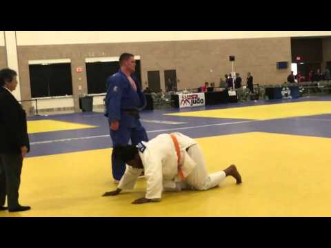 USA JUDO Senior nationals(Paralympic Qualifier) [match #1]