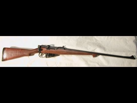 Lee Enfield Rifle History, Functions And Tips