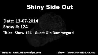 Shiny Side Out - Show 124 - Conspiracies with Guest Ole Dammegard