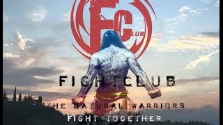 FIGHTCLUB MOMENT MET YOURI WR (WING REVOLUTION)