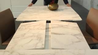 Fontana 1460 table  - Video