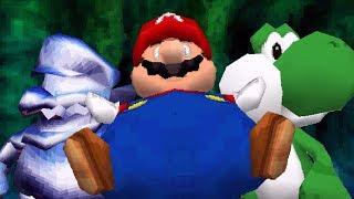 Super Mario 64 DS - All Power-Ups