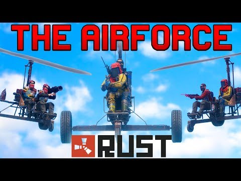 THE RUST AIRFORCE thumbnail