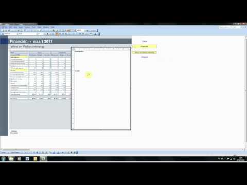 Rivix Finance Demo Reportingtool