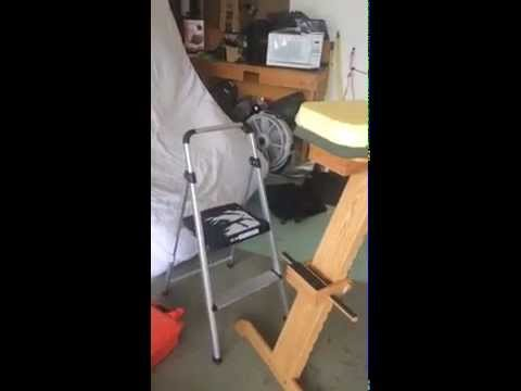 Catsperch Pro Observing Chair vs Jay's Observing Chair