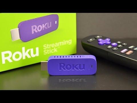 Stick review setup and comparison to the roku stick and chromecast