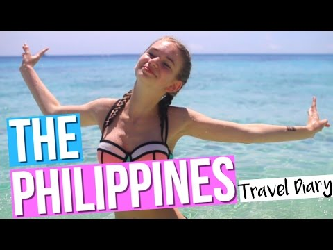 My Trip To The Philippines! | Travel Diary