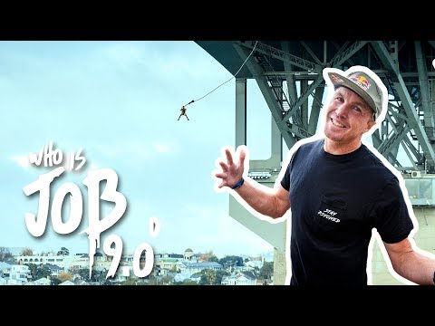 New Zealand, Bungee Jumping and a Roll of Duct Tape | Who Is JOB 9.0 S8E5