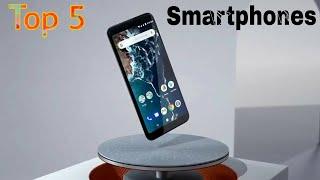 TOP 5 Smartphone 2018   Under 15000   Review information   जाने स्मार्टफोन के बारे में 5 फ़ोन