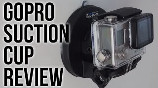 GoPro Suction Cup Mount Review