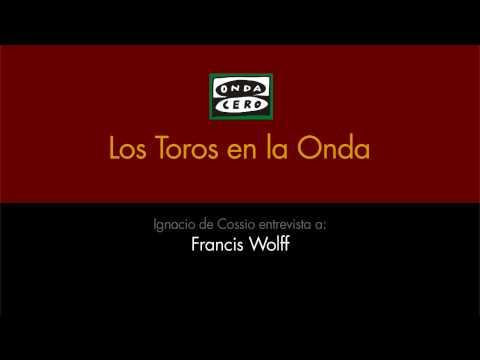 Cossío entrevista a Francis Wolff - Parte 1