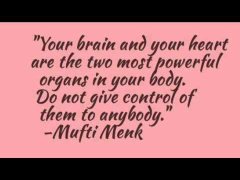 Mufti Menk: Love (A VERY Powerful Message To Teens And Adults ...