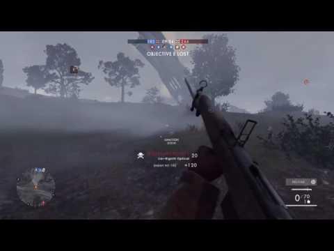 Battlefield 1 -Online Russian sniper
