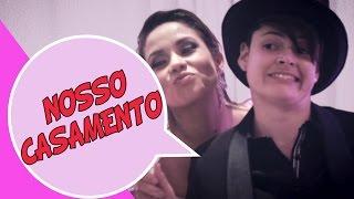 Casamento Lésbico: Aninha ❤ Lan | Amor Entre Duas Meninas!