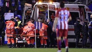 TERRIBLE CHUTE de Fernando Torres! - AtleticoMadrid vs Deportivo La Corogne [Vidéo Complète]