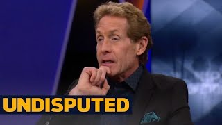 Skip Bayless reacts to LeBron
