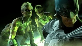 BATMAN vs COPPERHEAD (Y SU COLA)!!! | Arkham Origins en Español #9