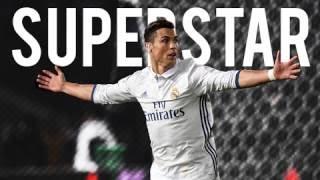 Cristiano Ronaldo Superstar | Skills & Goals - 2017 ᴴᴰ