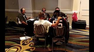 UConn WR Donovan Williams on 97.9 ESPN Radio at AAC Media Day 2018 (Audio)