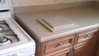 Fabuwood Cabinet Install With A Living Stone Countertop Install