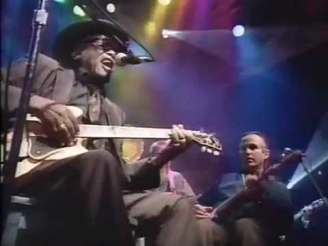 John Lee Hooker with Ry Cooder - Boom Boom - subtitulos en castellano