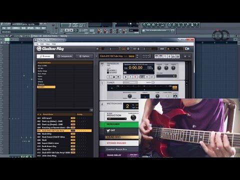 problemas con guitar rig 5 crack