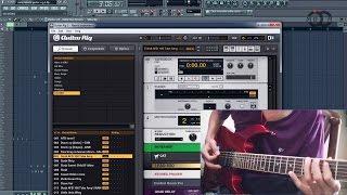 Tips Trik dan Solusi Tanpa Noise Record Gitar Menggunakan Plugin Guitar Rig 5 di FL Studio