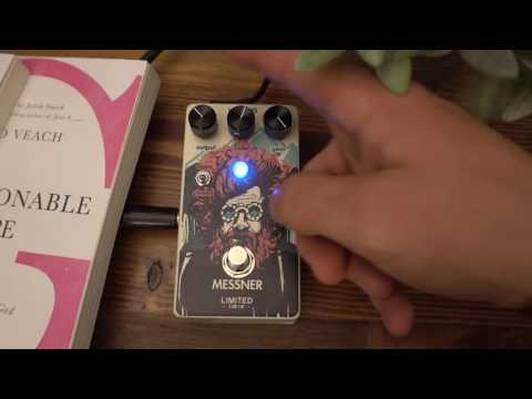 Walrus Audio Messner Overdrive (Special Edition) Demo