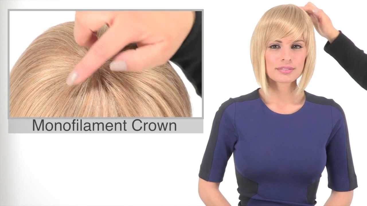 Faux Fringe By Raquel Welch Clip In Bangs Youtube