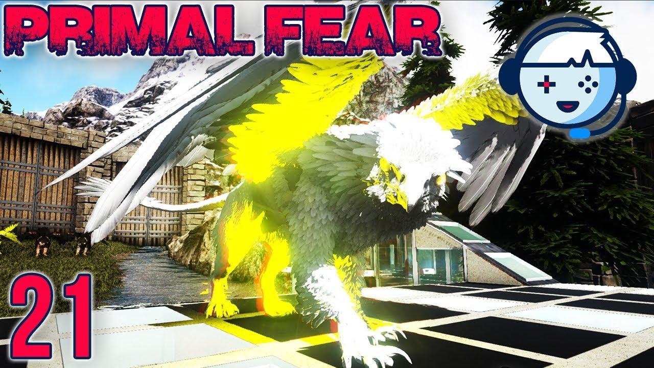 Light Griffin! | Primal Fear: Ragnarok | Ark: Survival Evolved | S1:Ep21