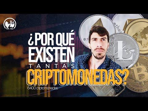 ¿Por qué existen tantas #criptomonedas? - ¿Cuántas criptomonedas existen?