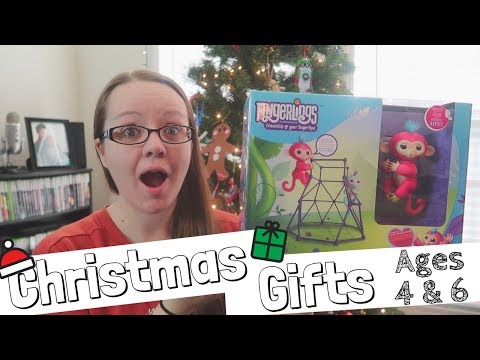 What I Got My Kids for Christmas | Want, Need, Wear, Read, Surprise | Ages 4 and 6
