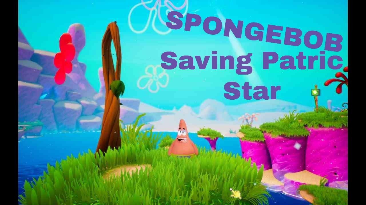 save bottom bikini Spongebob the