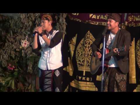 Margi Feat Dek Arya - Ubad Tatu (Akustik Perform - Karangasem)