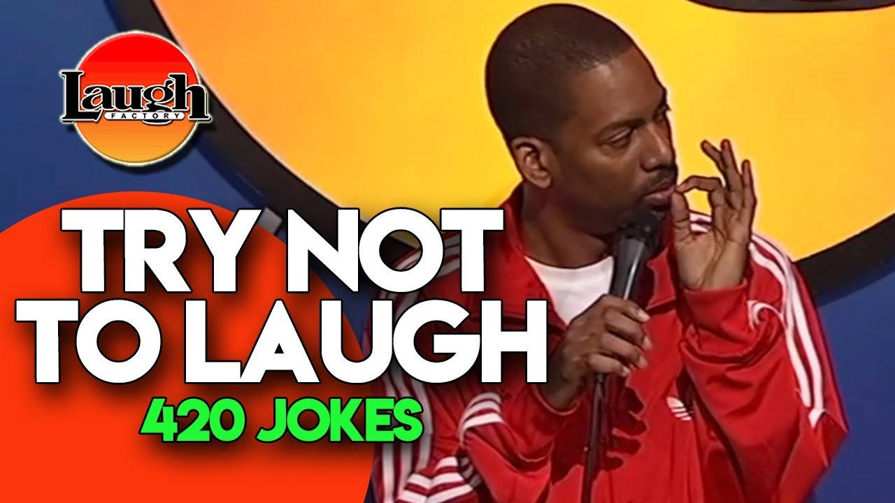 Download Try Not To Laugh | 420 Jokes | Laugh Factory Stand Up Comedy