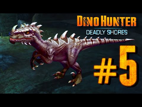 Dino Hunter: Deadly Shores EP: 5 Gloom The Magnificent