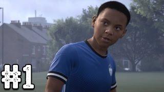 เจ้าหนูนักเตะ - FIFA17: The Journey - Part 1