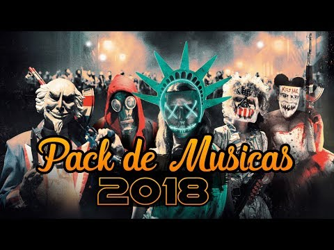 PACK DE MUSICA ELETRONICA 2018/ MELHORES MUSICAS ELETRONICAS 2018 + DOWNLOAD