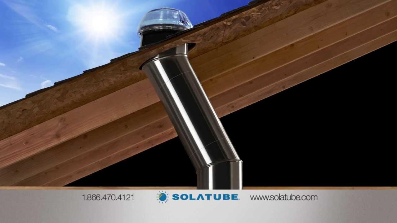 Solatube Daylighting Systems Youtube