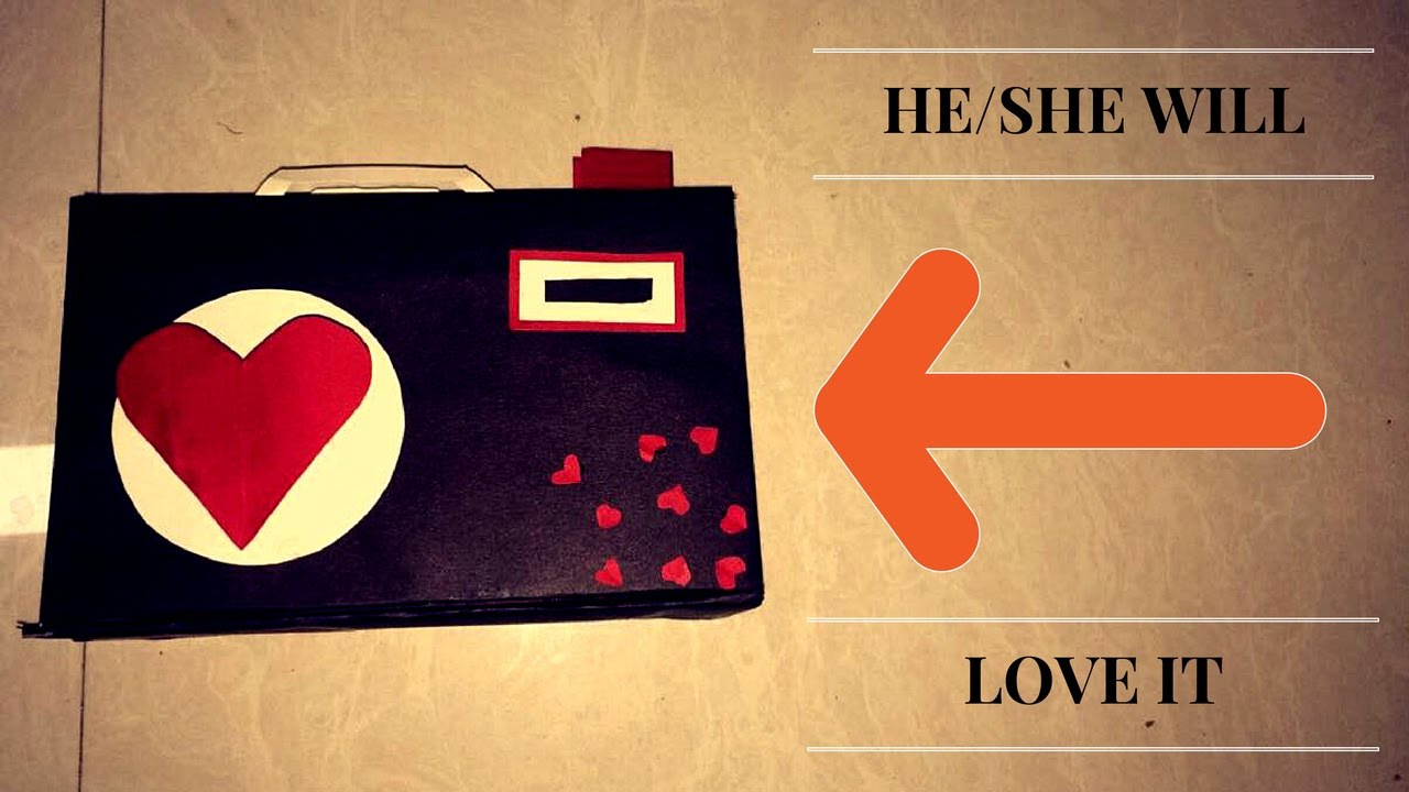 Diy Perfect Gift For Best Friend Unique Handmade Camera Hy Gifting You