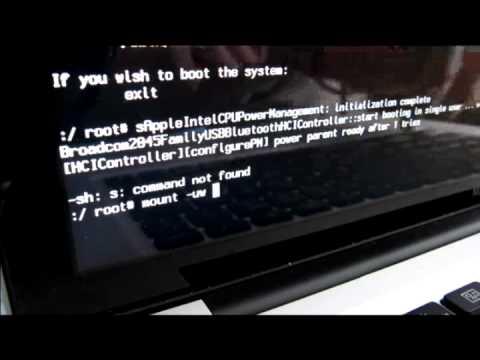 how to delete admin on mac