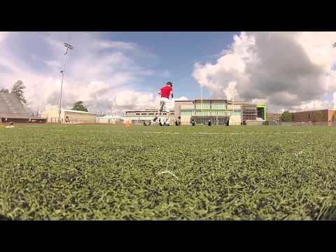 blitz football camp footwork
