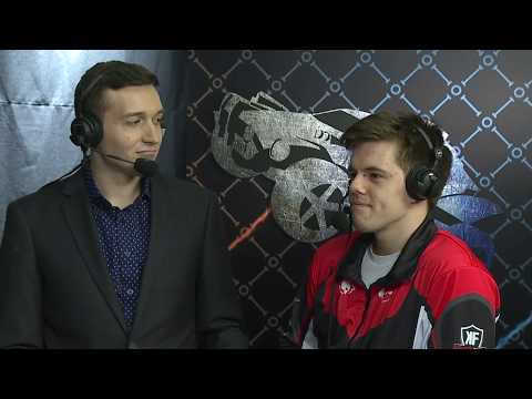Doomsee Post-Game Interview (Infused 2 - 0 Survivors) - DreamHack $50K - Group Stage
